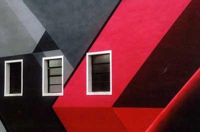 """foto: """"Diagonales"""" de Cristina Bislis"""